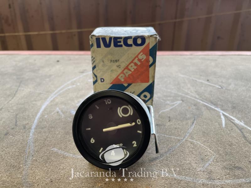 Iveco Pressure gauge 42005272
